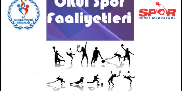 2018-2019 Okul Sporları Masa Tenisi  Genç GRUP YARIŞMALARI AÇIKLAMALARI