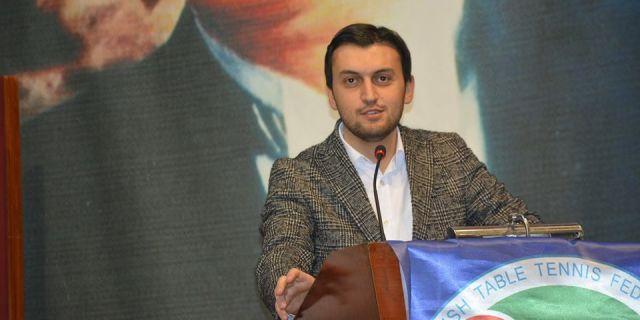 TMTF Yeni Başkanı Fatih Karaca Oldu.
